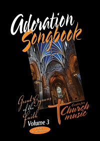 Adoration Songbook CD Cover