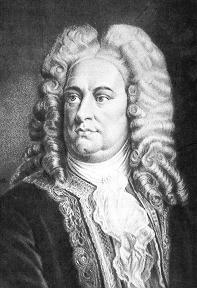 Picture of George Handel